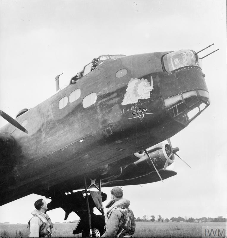 ROYAL AIR FORCE BOMBER COMMAND 1939-1941.