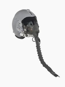 Flying Helmet, Type HGU-55/P (with visor & oxygen mask