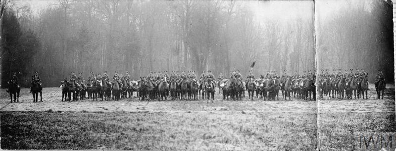 'E' BATTERY, ROYAL HORSE ARTILLERY, 1914-1919
