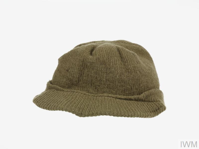 Cap, M-1941 Wool Knit: US Army