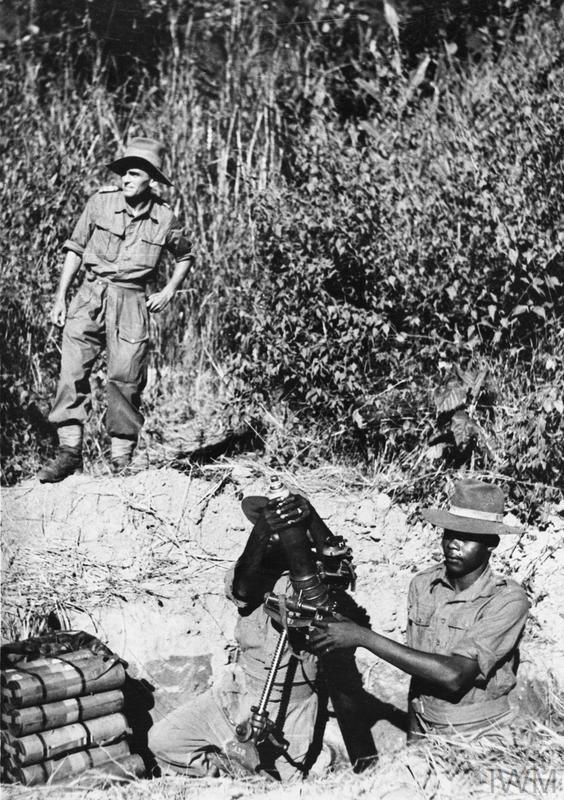 THE POLISH ARMY IN THE BURMA CAMPAIGN, 1944-1945
