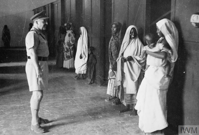 SOMALIA GENDARMERIE, C. 9 JULY 1945