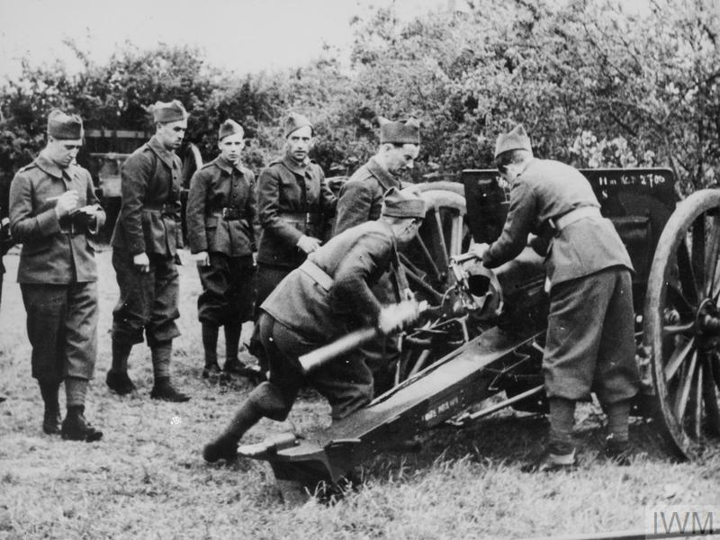 THE POLISH ARMY IN FRANCE, 1939-1940
