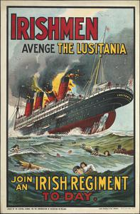 Irishmen Avenge the Lusitania