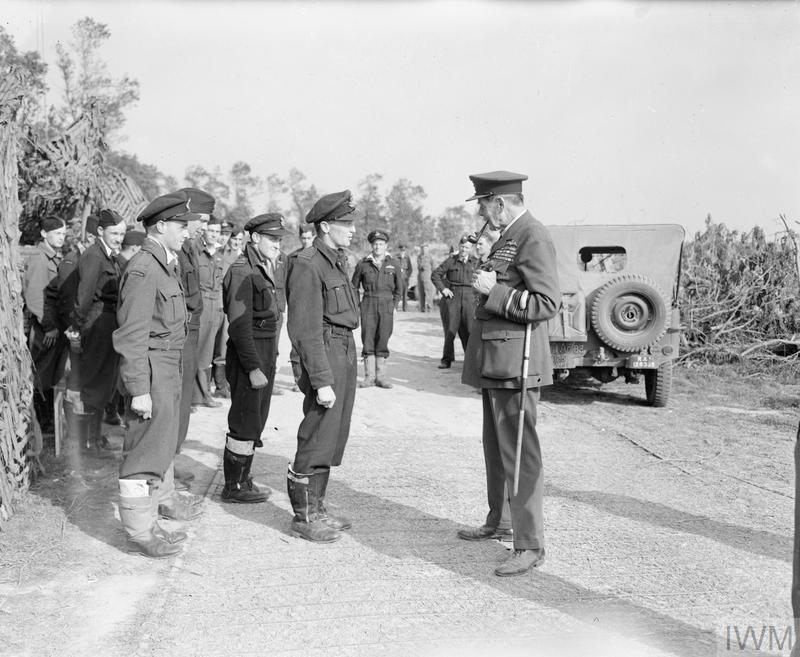 ROYAL AIR FORCE 2ND TACTICAL 1943 1945