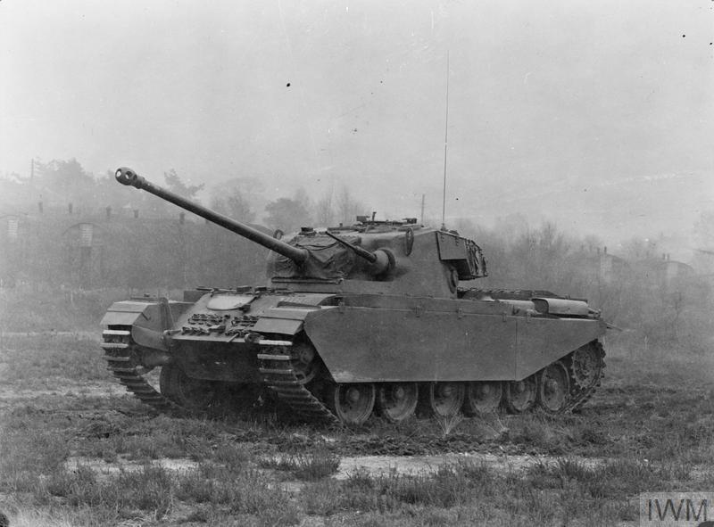Centurion I Tank