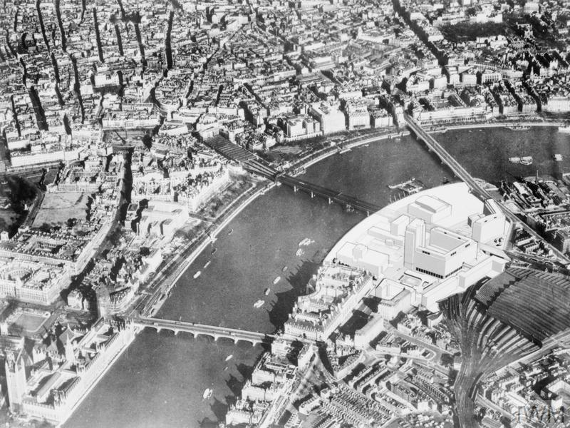 POST WAR PLANNING AND RECONSTRUCTION IN BRITAIN ...