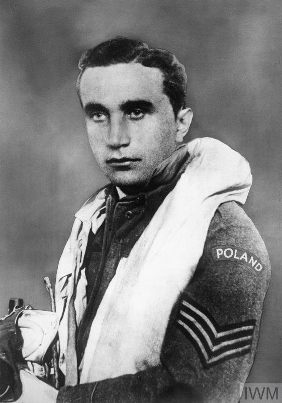 Portrait of Sergeant Josef Frantisek