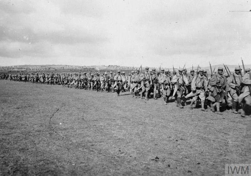 THE FRENCH ARMY IN THE MACEDONIAN CAMPAIGN, 1915-1918