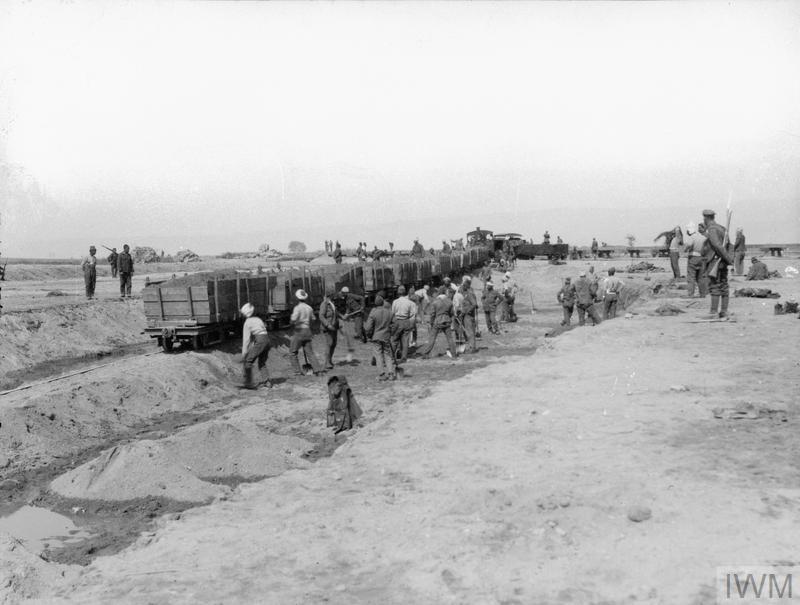 THE SALONIKA CAMPAIGN 1915-1918