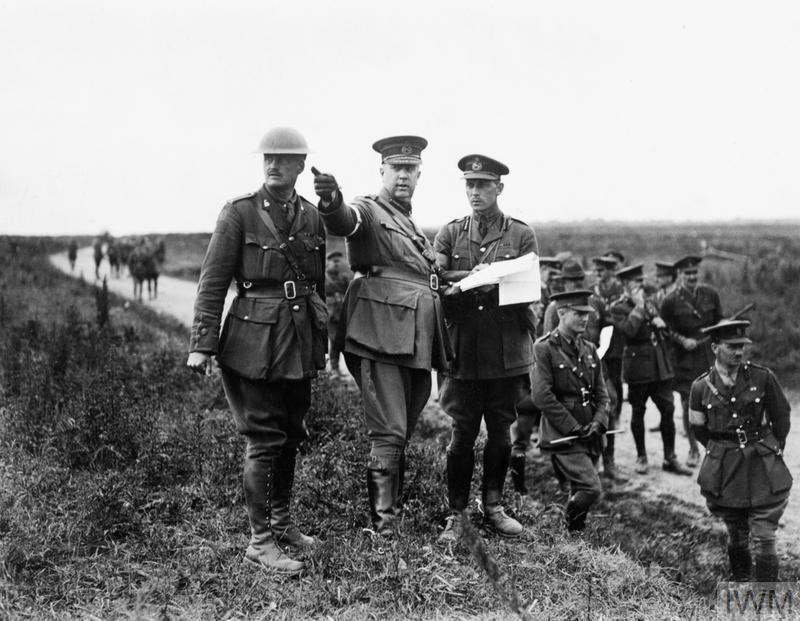 an overview of the lieutenant general sir arthur currie on the battle of passchendaele of canada 12072007  library and archives canada  the battle of passchendaele (the third battle of ypres)  now commanded by lieutenant-general sir arthur currie,.