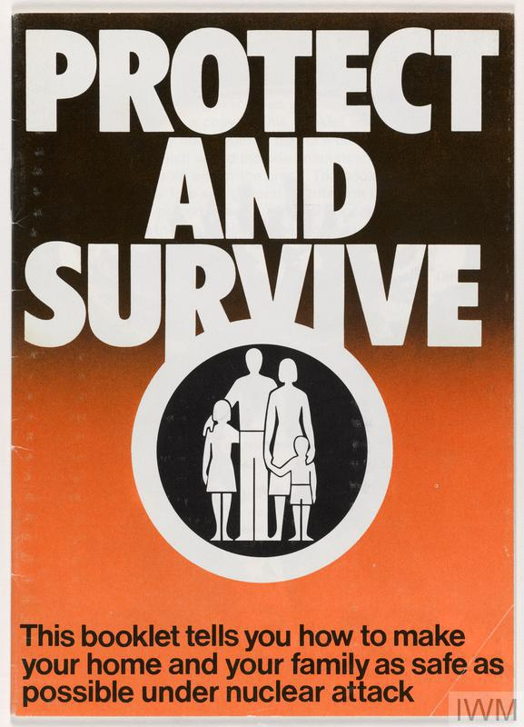 Protect and survive : this booklet tells you how to make your home and your family as safe as possible under nuclear attack
