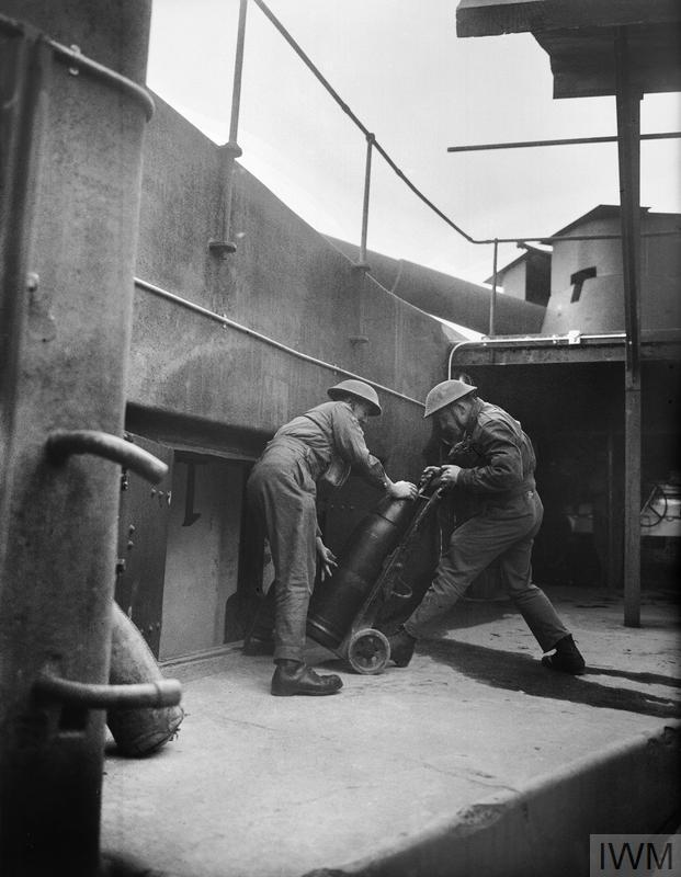 COASTAL DEFENCE 1939 - 1945