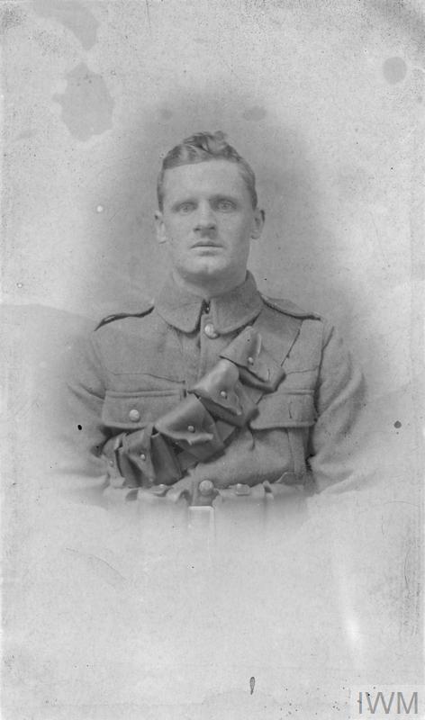 Private H G Bodman. Unit, Royal Warwickshire Regiment