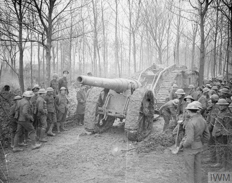 THE BATTLE OF CAMBRAI, NOVEMBER-DECEMBER 1917