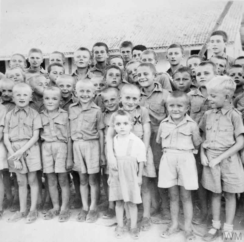 POLISH REFUGEES AND WAR ORPHANS IN INDIA, 1942-1946