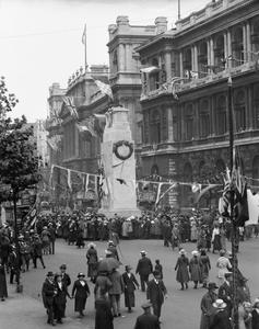 PEACE DAY CELEBRATIONS, JULY 1919