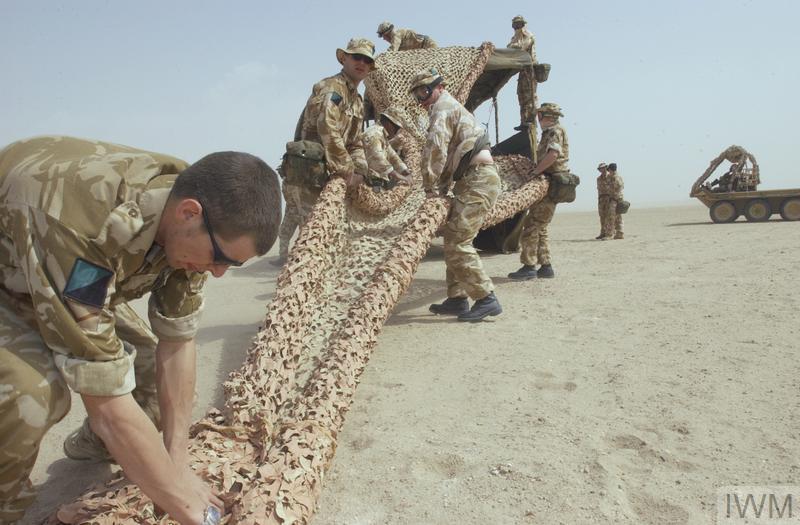 thesis statement on war in iraq