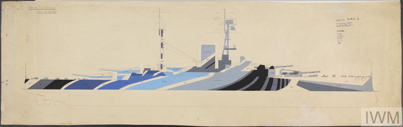 HMS Order No 6 - HMS Royal Sovereign [Starboard]