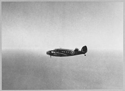 WITH A HUDSON OF COASTAL COMMAND