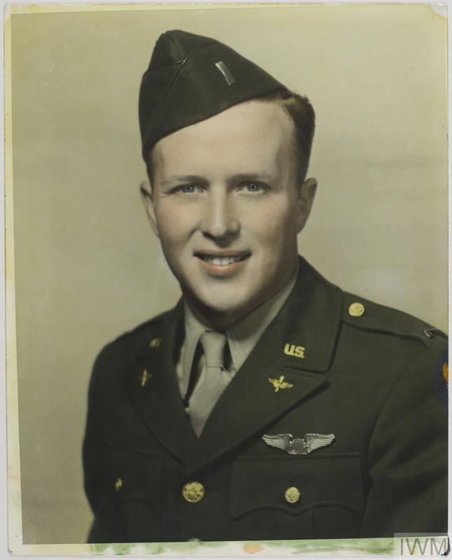 Lonnie Moseley in uniform