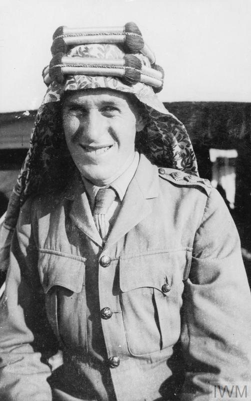 T E Lawrence 1888 1935 Imperial War Museums