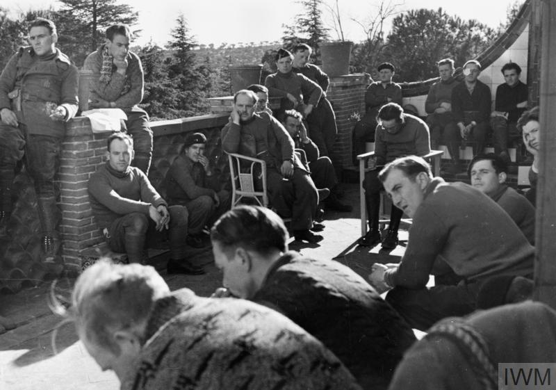The International Brigade During The Spanish Civil War