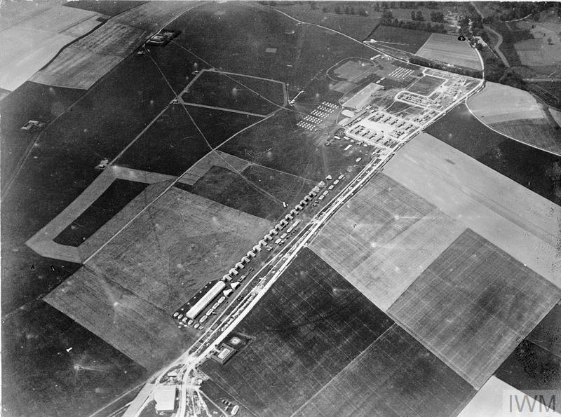 AERIAL PHOTOGRAPHY BEFORE THE FIRST WORLD WAR
