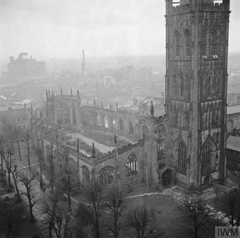 COVENTRY, ENGLAND, SPRING 1944