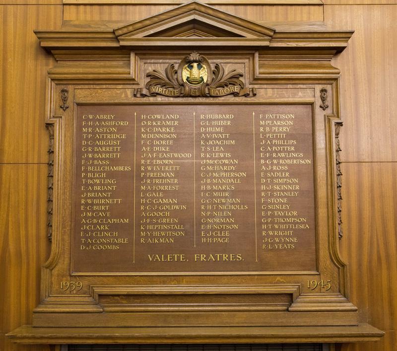 Tollington School - WW1 and WW2 | War Imperial War Museums