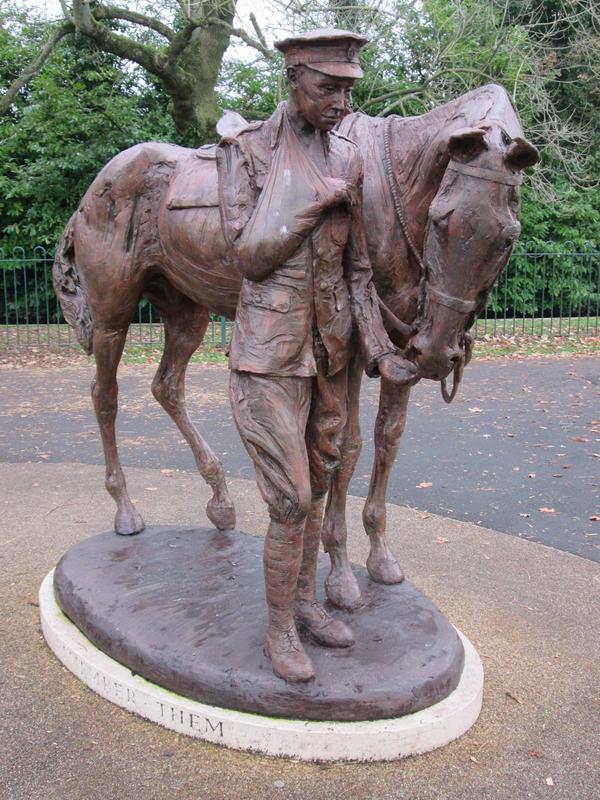 Romsey War Horse