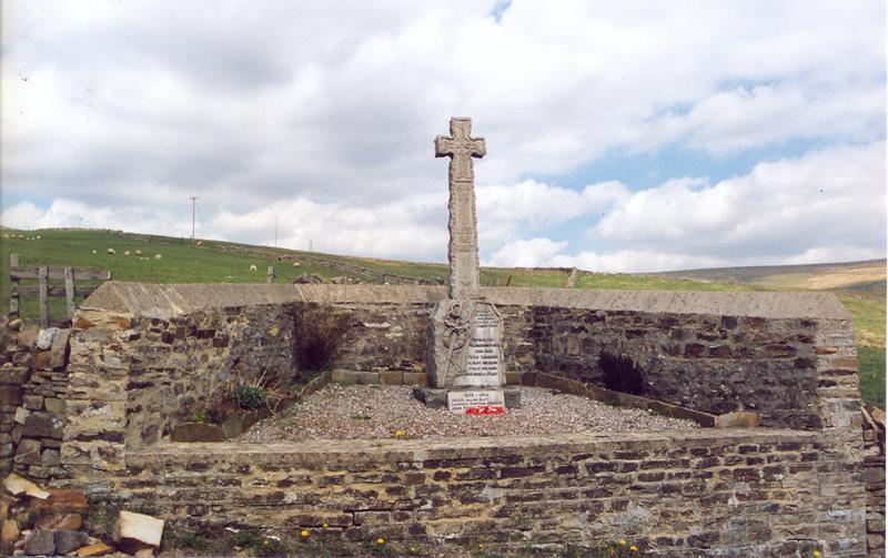 Cowshill-Roadside Cross | War Imperial War Museums