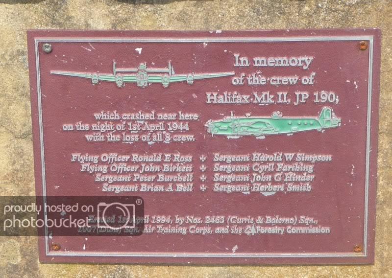 Halifax Mark2 JP190 Crash | War Imperial War Museums