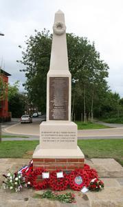 Southwater - WW1 And WW2 Obelisk