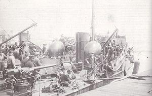 HMS Bittern