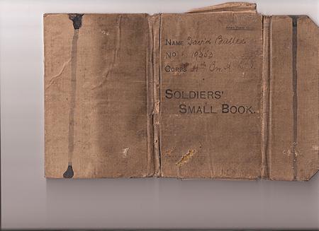 David Buller's Smallbook