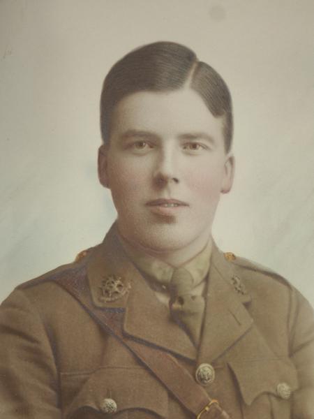 Profile picture for Reginald Richard Parkes
