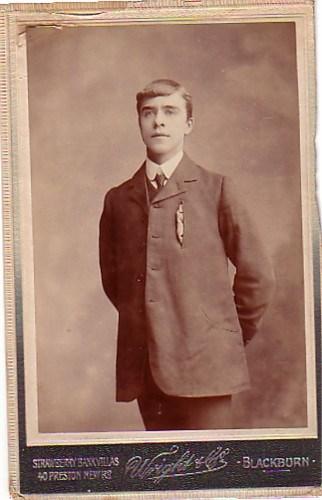 Profile picture for Thomas Taylor Hilton