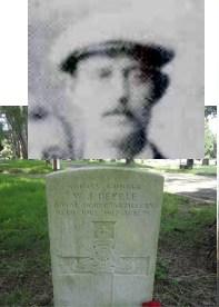 Profile picture for William John Deeble