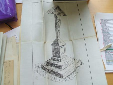 another view of Omar Cottle's design for Chalford