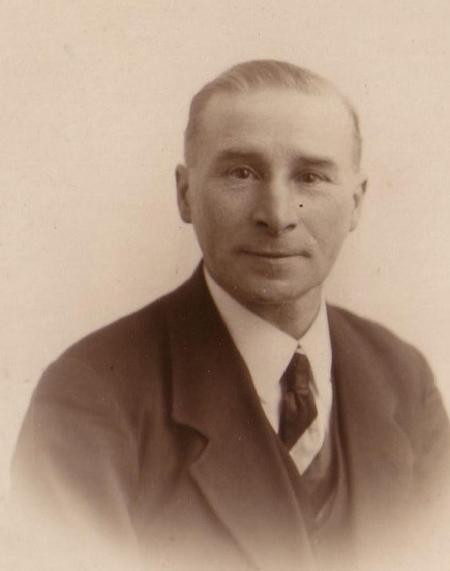 Profile picture for Edward George Hugoe Luxon