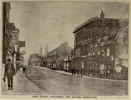 Stratford High Street
