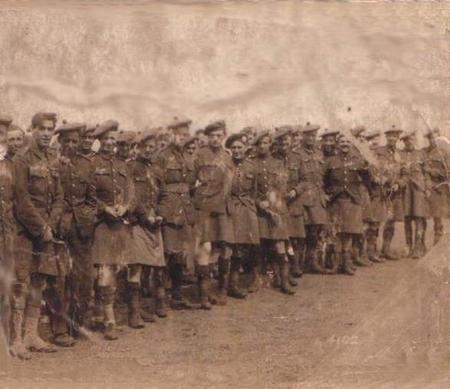 London Scottish Rifles