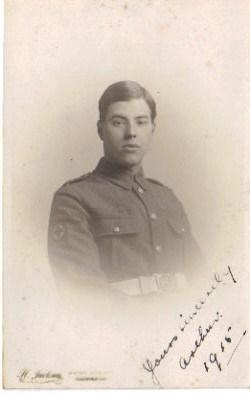 Profile picture for Arthur Nottingham