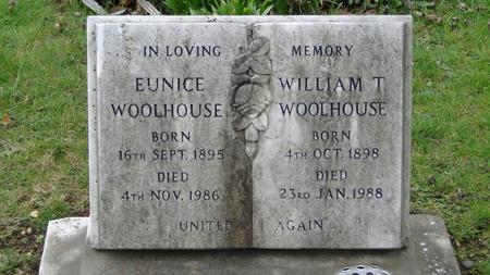 Profile picture for William Thomas Woolhouse