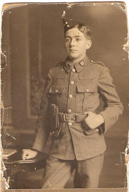 Profile picture for Neville Lascelles Ward