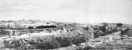 Hill 60 before 2nd Battle of Ypres