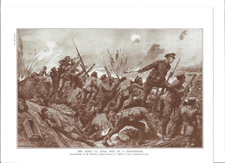 QVRs defending Hill 60