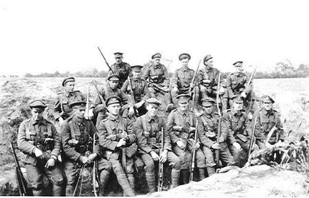 7th & 8th Middlesex Regiment