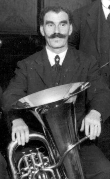 Francis Ash, Principal Tuba, LSO